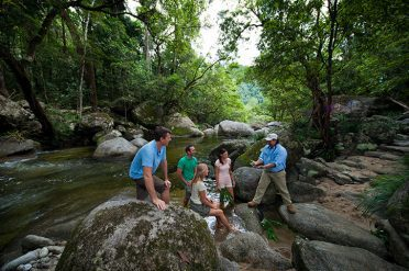 Mossman Gorge, North Queensland, Australia