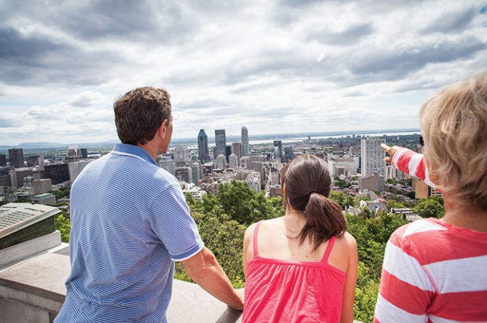 Mount Royal Park, Montreal