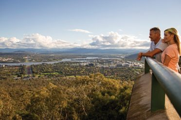 Mount Ainslie Lookout, Canberra