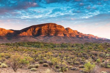 Mount Chambers, Flinders Ranges National Park