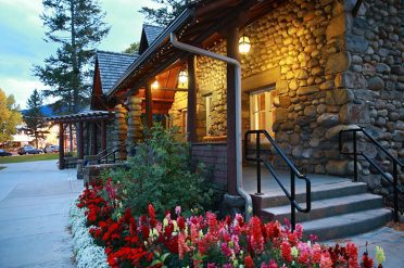 Mountain Lodge, Canada