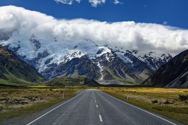 Mountain and Roads NZ