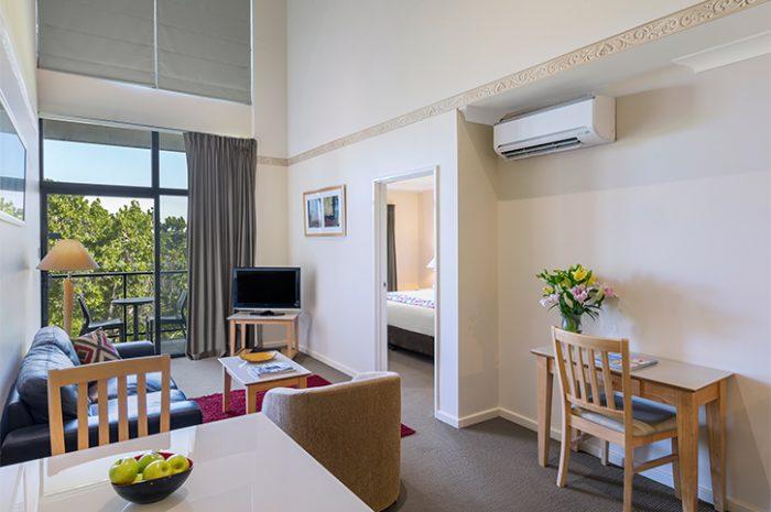 Nesuto Mounts Bay, One Bed Living Area