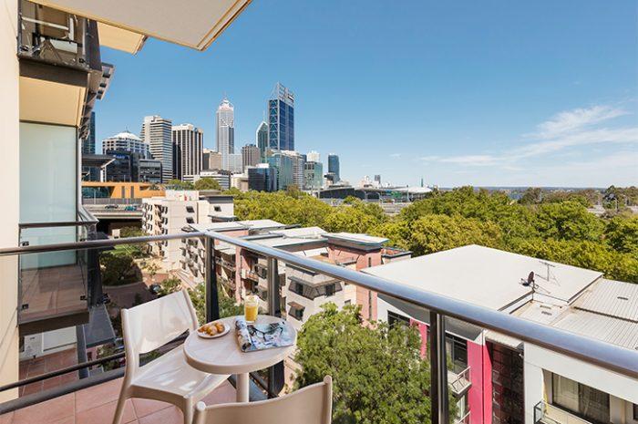 Nesuto Mounts Bay Apartment Hotel, Perth
