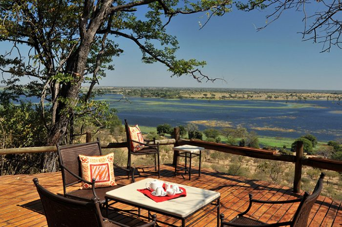 Muchenje Safari Lodge Dining