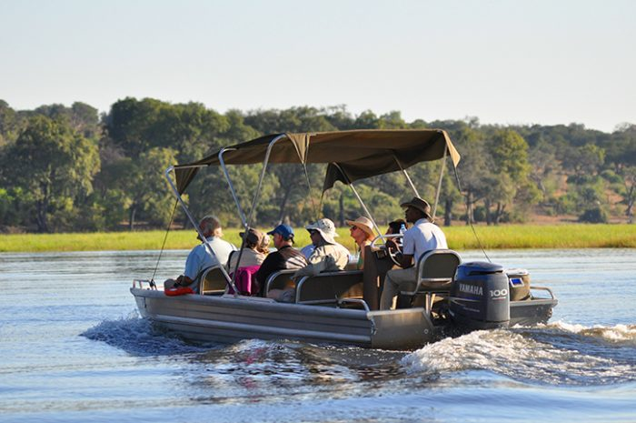 Muchenje Safari Lodge River Cruise