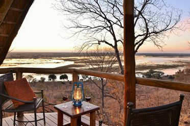 Muchenje Safari Lodge Views