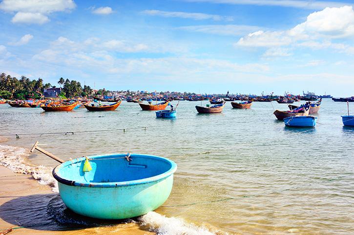 Mui Ne Bay