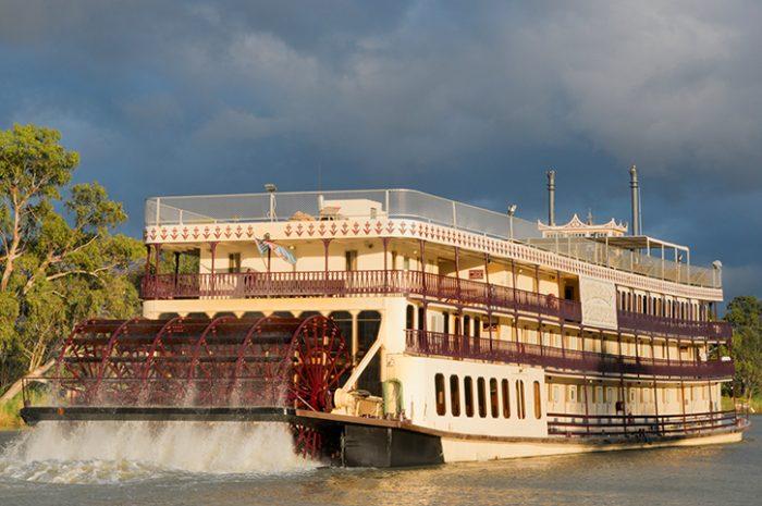 Murray Princess Cruise