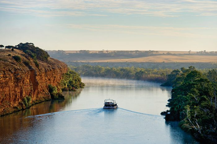 Murray Princess, Murray River