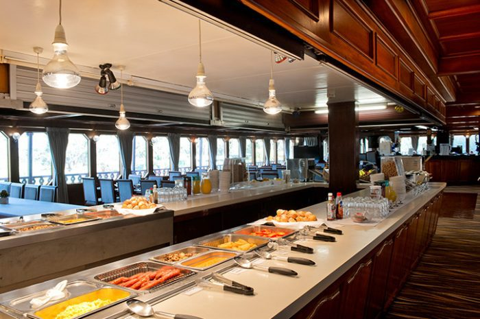 Murray Princess Cruise Buffet