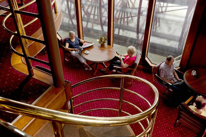 Murray Princess Cruise Paddlewheel Lounge
