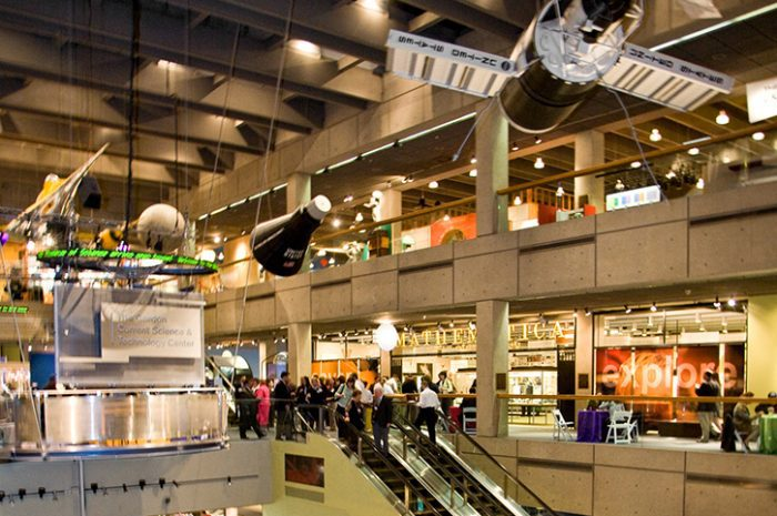Museum of Science, Boston, USA