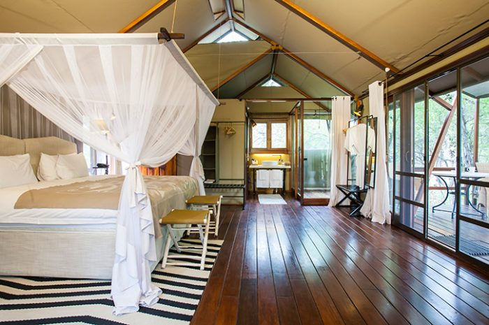 Mushara Outpost Luxury Tent