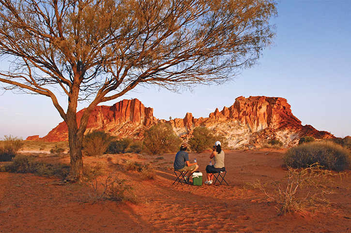 Rainbow Valley, Northern Territory