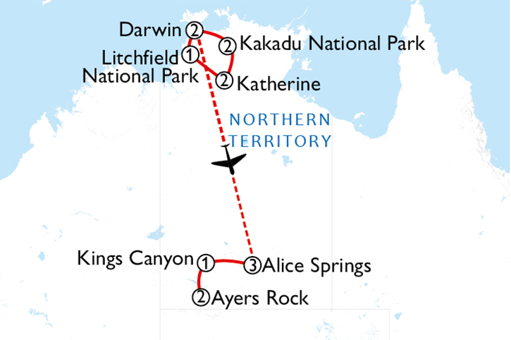 NT Outback Adventure 2 Week
