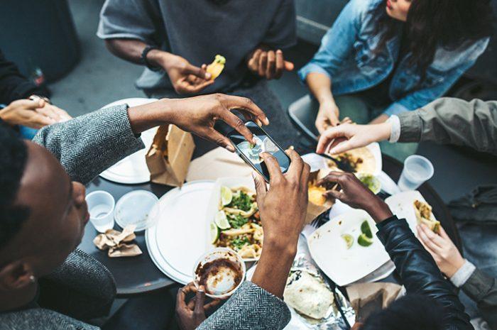 Food, New York, USA