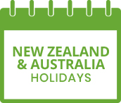 New Zealand & Australia Holidays