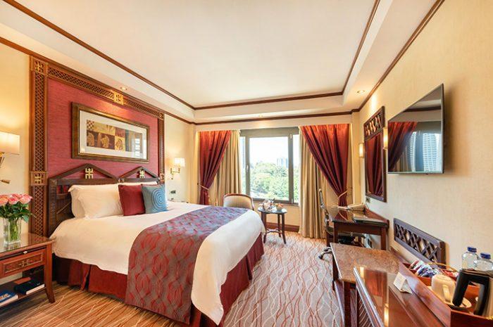 Nairobi Serena Deluxe Room