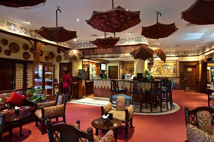 Nairobi Serena Hotel Aksum Bar