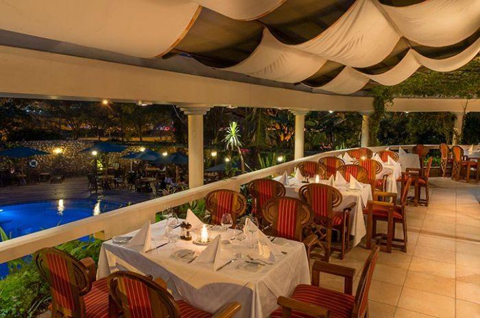Nairobi Serena Hotel Mandhari Restaurant