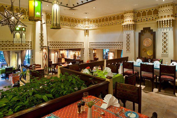 Nairobi Serena Hotel Restaurant