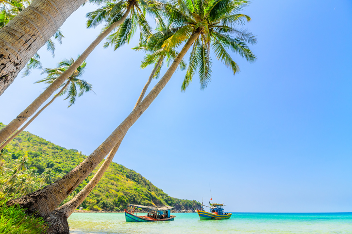 Nam Du Islands, Gulf of Thailand