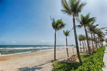 Beach, Naman Retreat