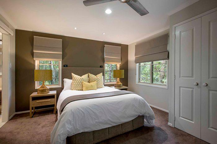 Narrows Escape Bedroom