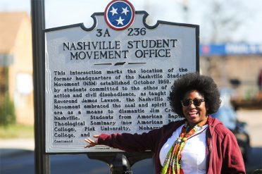 Nashville Civil Rights Tour