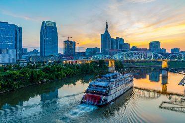 Nashville Skyline, South USA