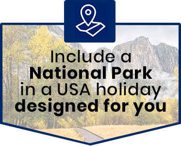 America National Parks Holidays