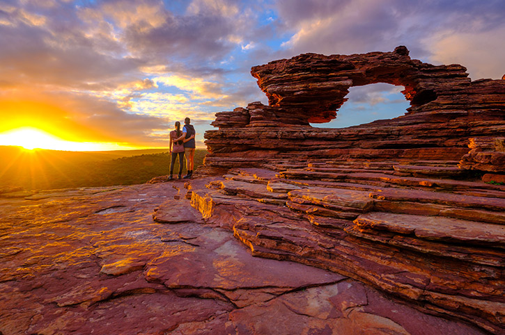 Nature's Window, Kalbarri National Park