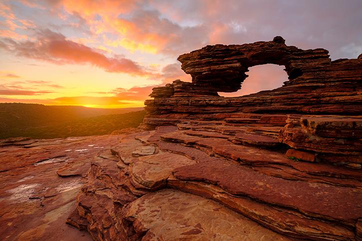 Natures Window, Kalbarri National Park