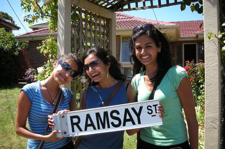 Neighbours Tour, Melbourne, Victoria, Australia