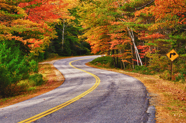 EAST USA SELF DRIVES: New England, the Capital Region and further afield