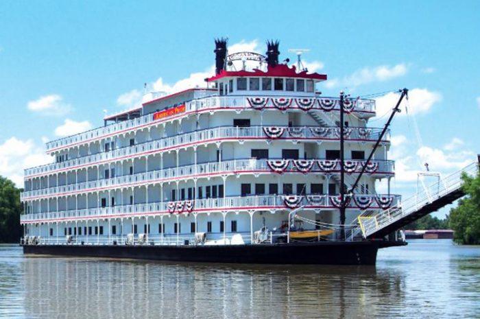 Mississippi Cruise, America
