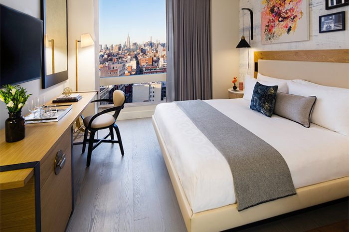 New York 50 Bowery Room