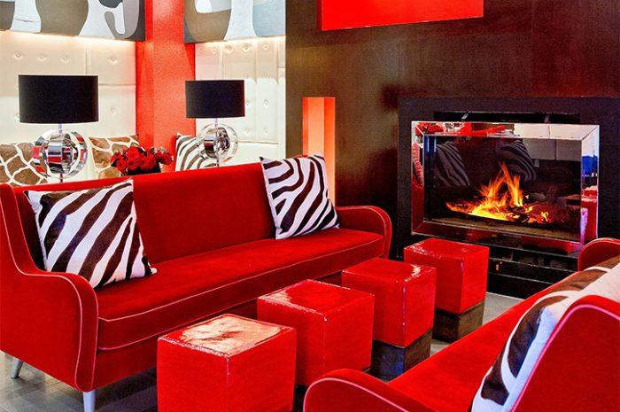 New York Ameritania Lounge