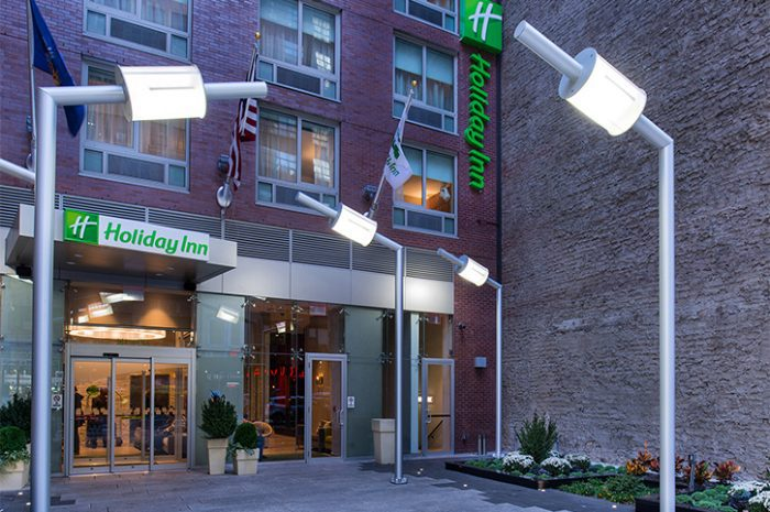 New York Holiday Inn Hotel