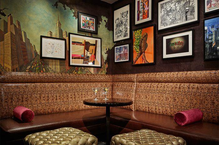 New York Lexington Hotel Bar