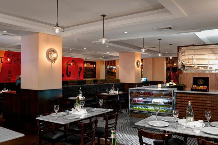 New York Lexington Hotel Dining