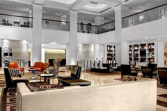 New York Lexington Hotel Lobby