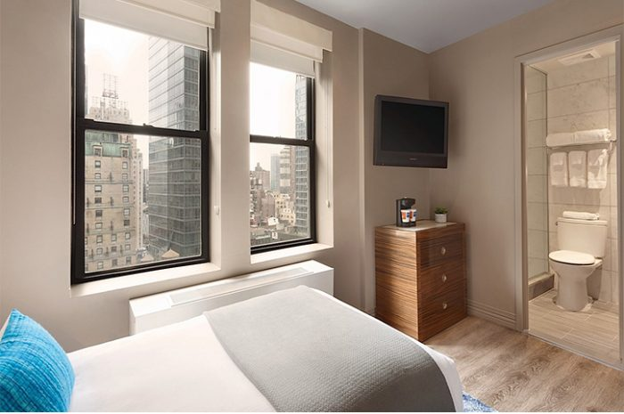 New York Room View