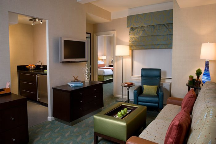 New York Shelburne Double Room Suite