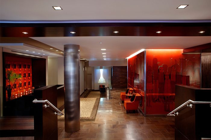 New York Shelburne Lobby