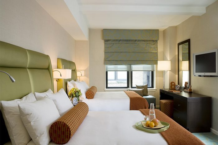 New York Shelburne Twin Room