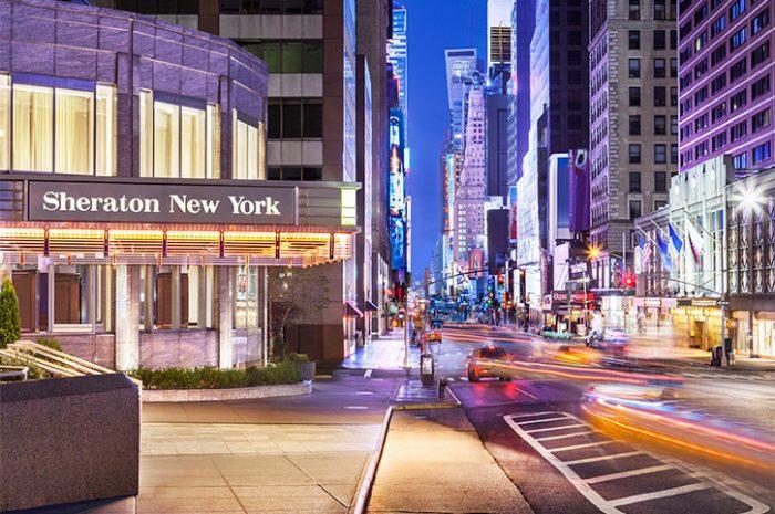 New York Sheraton