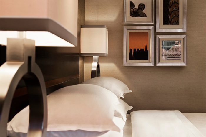 New York Sheraton Bed