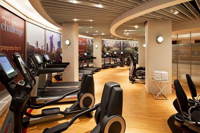 New York Sheraton Fitness Centre